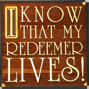 Know The Redeemer Lives