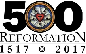 Reformation 500 year Anniversary